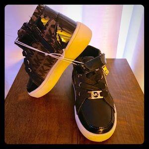 Michael Kors high top sneakers